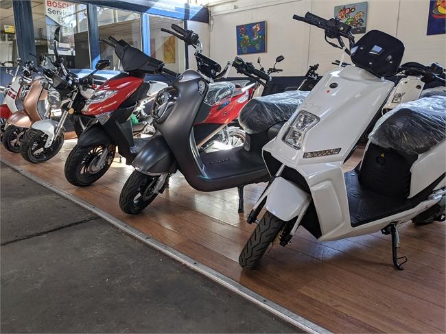 Escooters Heuvelrug